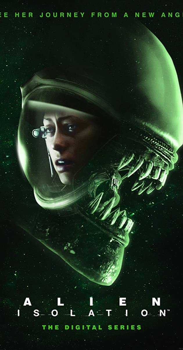 Download Alien: Isolation or watch streaming online complete episodes of  Season1 in HD 720p 1080p using torrent