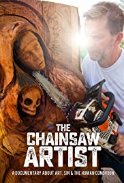 The Chainsaw Artist Poster