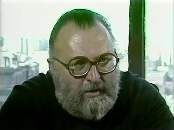 Sergio Leone in Téléjeans (1978)