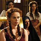 Polly Walker in Rome (2005)