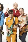 Rivers Cuomo Teases Weezer's Four-Album 'Seasons' Project on 'Good Morning America'