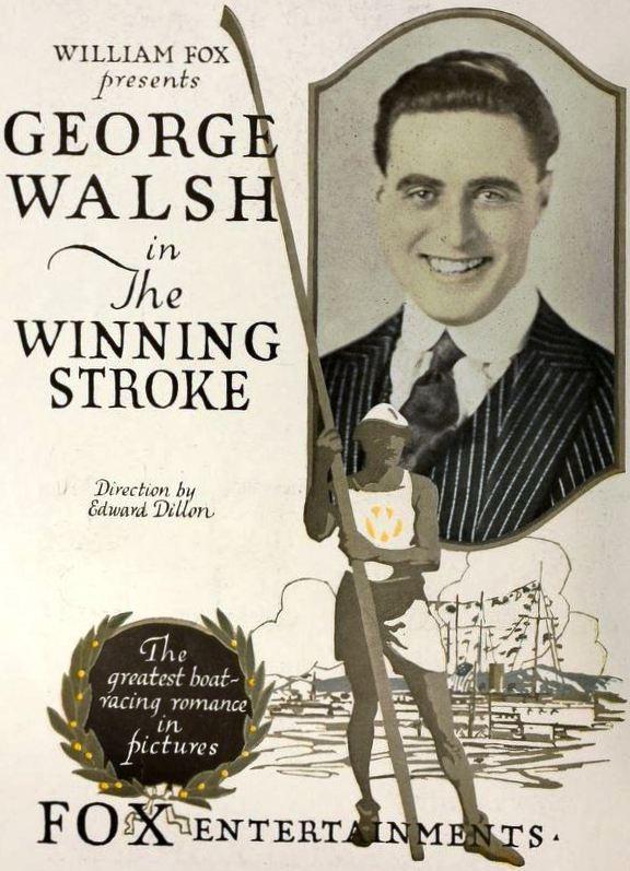 George Walsh in The Winning Stroke (1919)