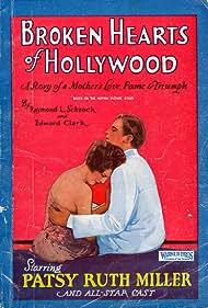 Douglas Fairbanks Jr. and Patsy Ruth Miller in Broken Hearts of Hollywood (1926)