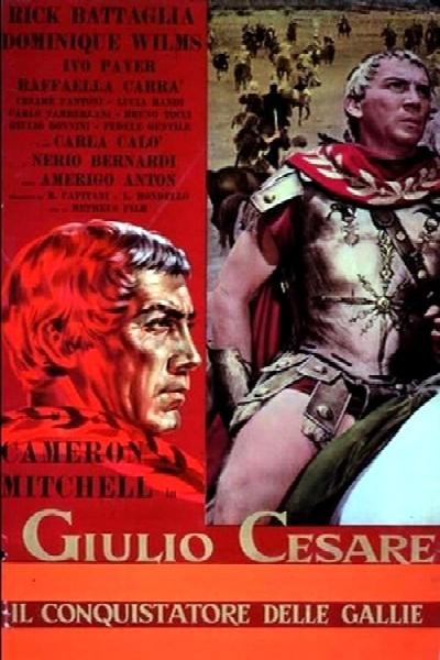 Giulio Cesare, il conquistatore delle Gallie (1962)