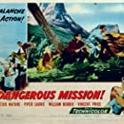 Victor Mature in Dangerous Mission (1954)