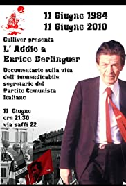 L'addio a Enrico Berlinguer Poster