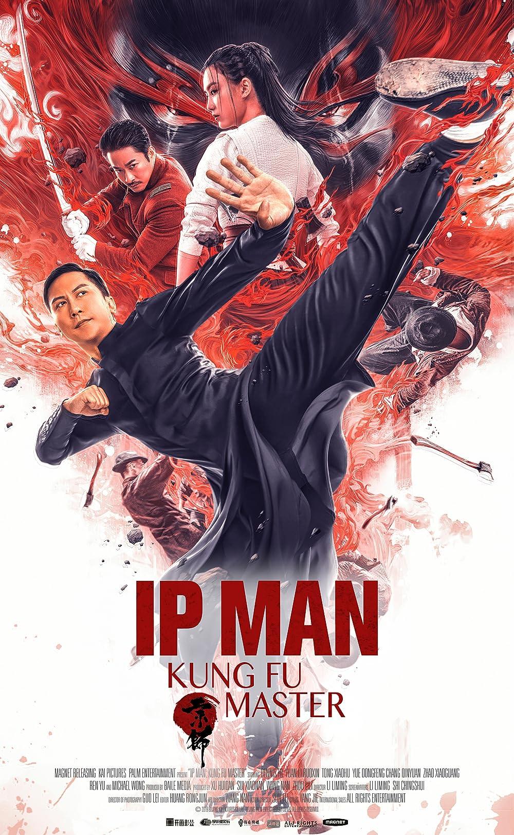 Ip Man Kung Fu Master 2020 English 720p BluRay 800MB | 260MB Download