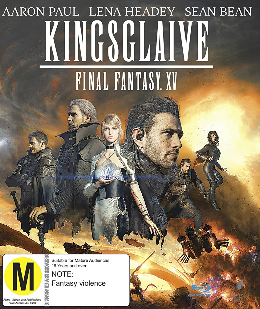 Kingsglaive Final Fantasy Xv 2016