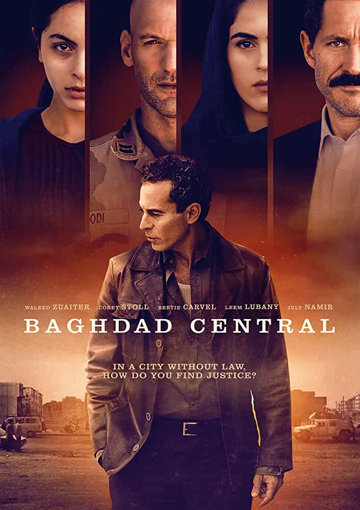 Baghdad Central (2020) Season 1