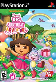Dora The Explorer Dora S Big Birthday Adventure Video Game 2010