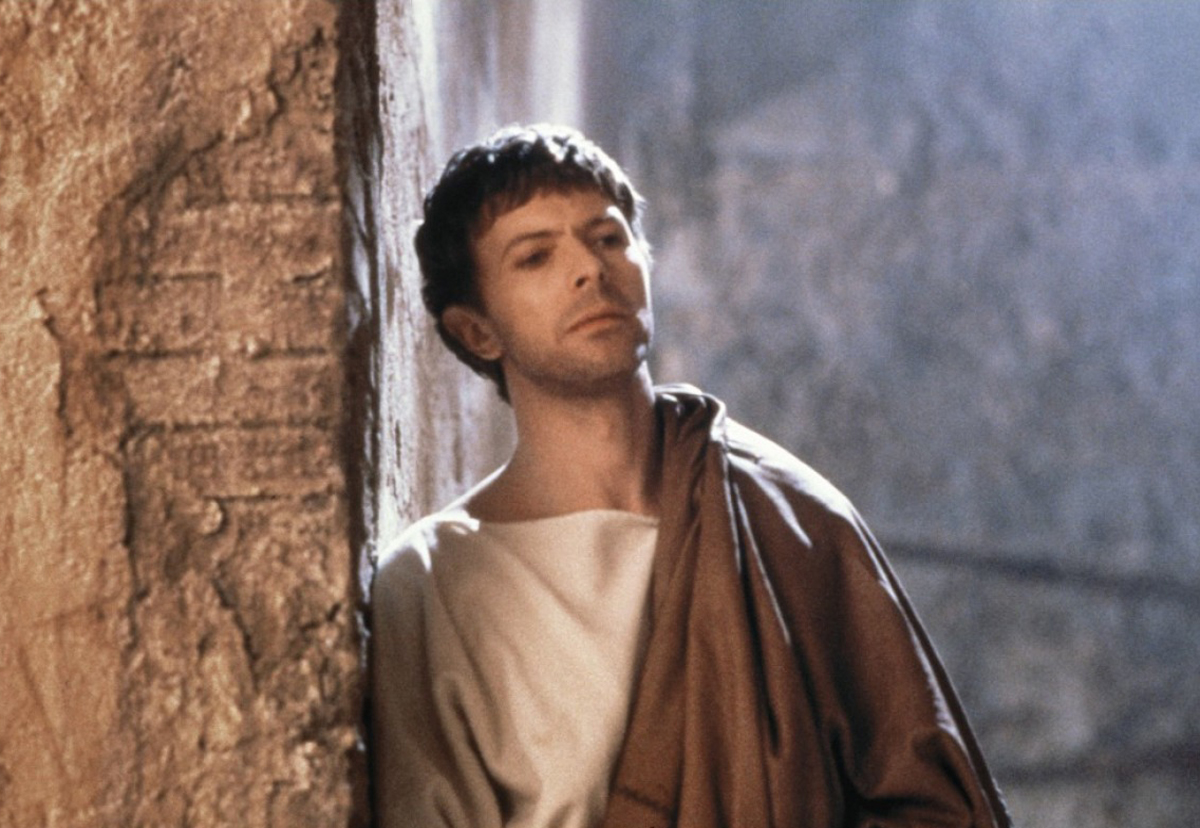 David Bowie in The Last Temptation of Christ (1988)
