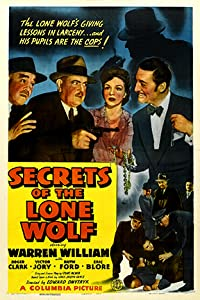 Hollywood free movie downloads Secrets of the Lone Wolf [QuadHD]