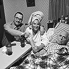 Conrad Brooks, Libby McDermott, and Waylon Smith in Darkness Waits (2020)