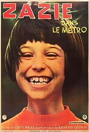 Zazie dans le Métro Poster