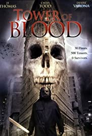 Tower of Blood Poster