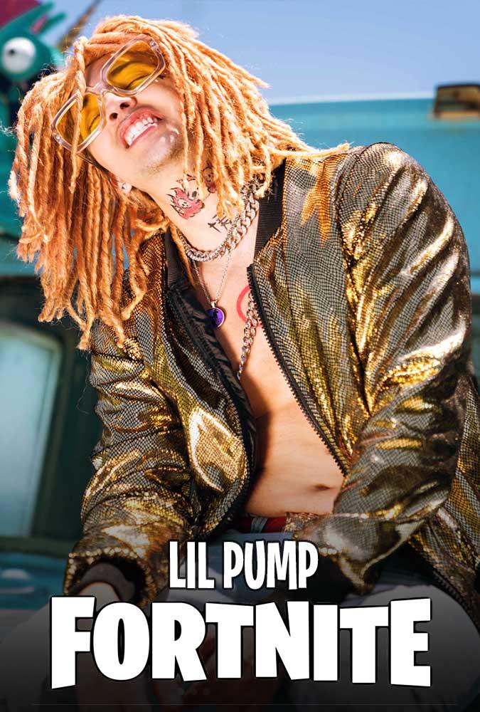 - lil pump fortnite phone case