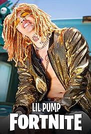 Lil Pump Fortnite Parody Poster