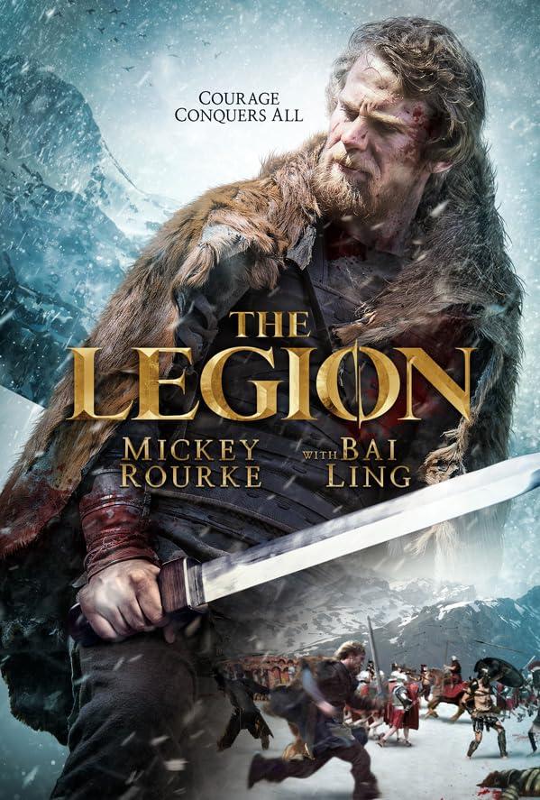 The Legion (2020) English 720p HEVC BluRay  x265 AAC ESubs (500MB) Full Movie Download