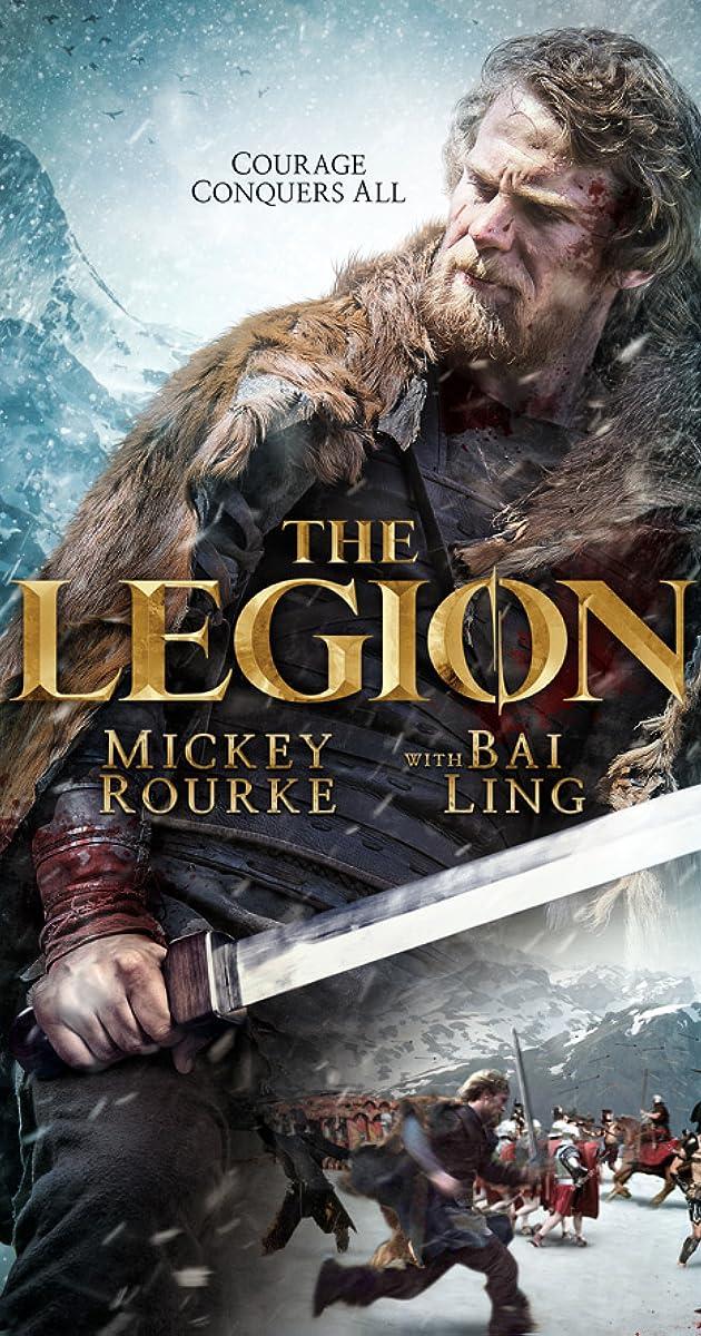 Subtitle of The Legion