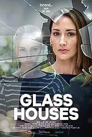 Steve Byers, Bree Turner, and Aviva Mongillo in Glass Houses (2020)