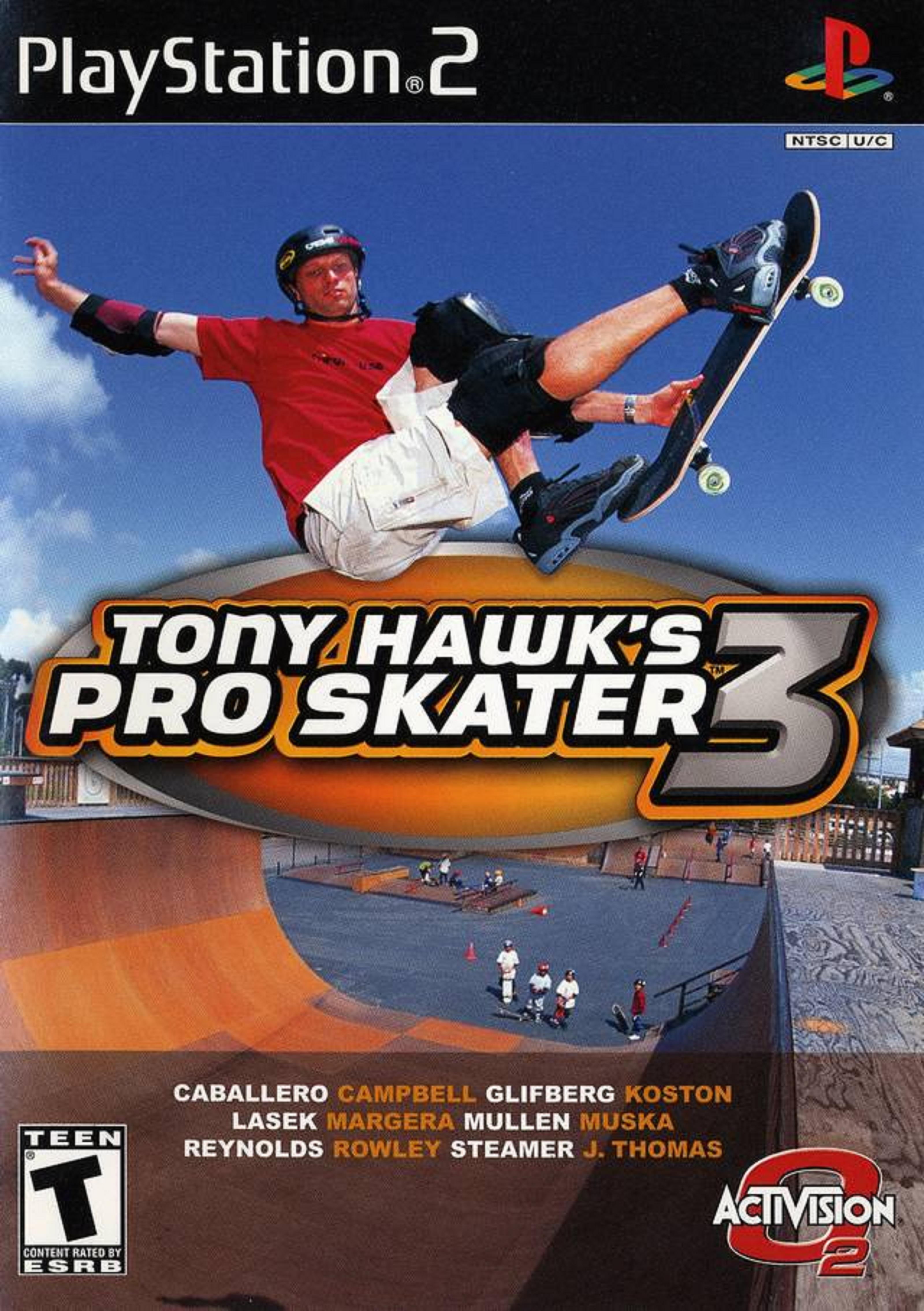 Tony Hawks Pro Skater 3 Video Game 2001 Imdb