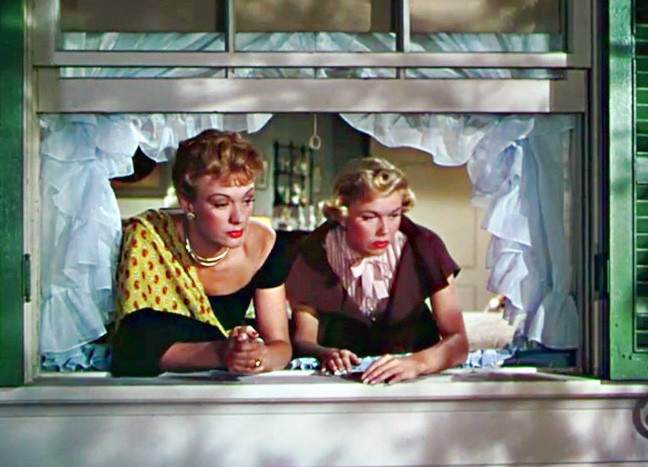 Image result for doris day and eve arden