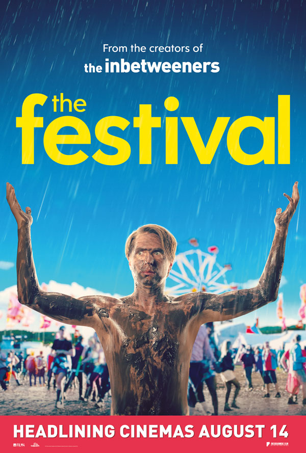 The Festival (2018) English 720p BRRip x264 900MB ESubs