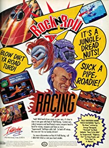Rock N' Roll Racing by