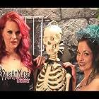 Kat Hebert and Scarlet Ryan in FrightMare Theater (2015)