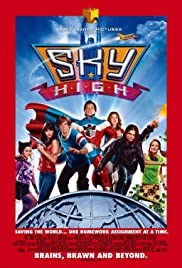 Sky High (2005) Poster - Movie Forum, Cast, Reviews