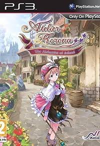 Primary photo for Atelier Rorona: The Alchemist of Arland