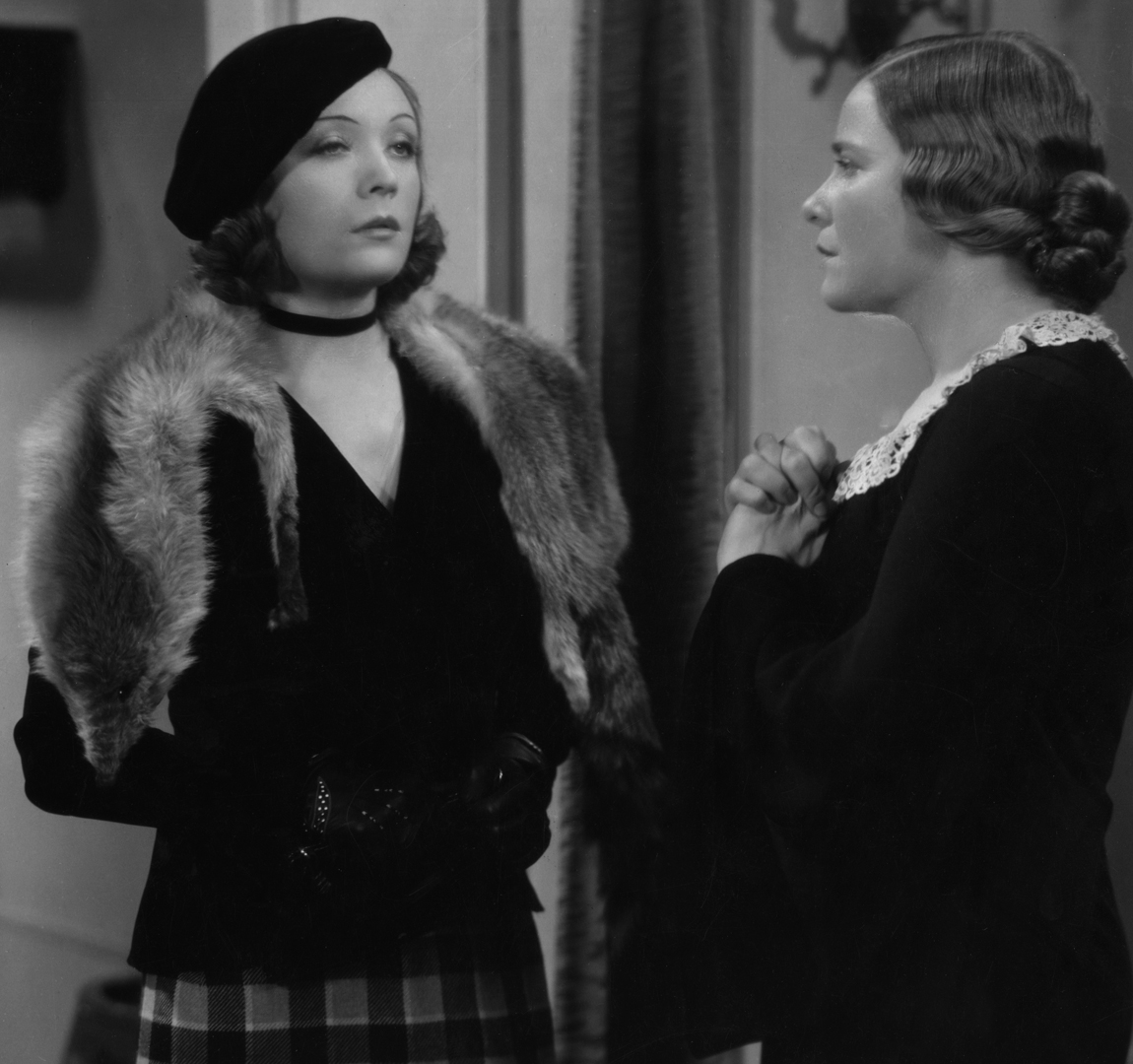 Franziska Kinz and Pola Negri in Mazurka (1935)