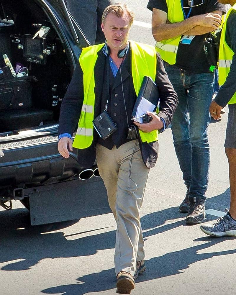 Christopher Nolan in Tenet (2020)