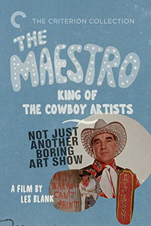 Where to stream The Maestro: King of the Cowboy Artists