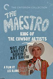The Maestro: King of the Cowboy Artists (1995) Poster - Movie Forum, Cast, Reviews