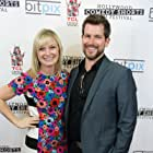 Katie Locke O'Brien and Shannon Michael Wamser at Hollywood Comedy Shorts Film Festival for The Real Truth Behind the Real True Story: Donnie Miller