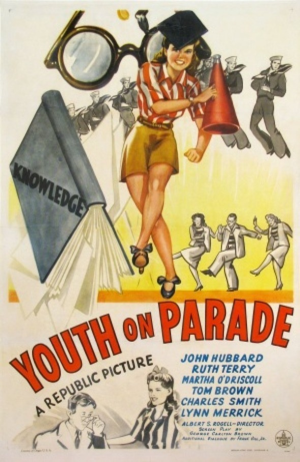 Ruth Terry in Youth on Parade (1942)