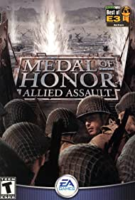 Medal of Honor: Allied Assault (2002) Poster - Movie Forum, Cast, Reviews