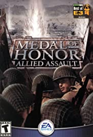 Medal of Honor: Allied Assault Poster