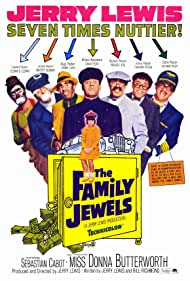 The Family Jewels (1965) Poster - Movie Forum, Cast, Reviews