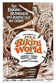 It's a Bikini World (1967) Poster - Movie Forum, Cast, Reviews