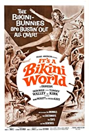 It's a Bikini World (1967) Poster - Movie Forum, Cast, Reviews