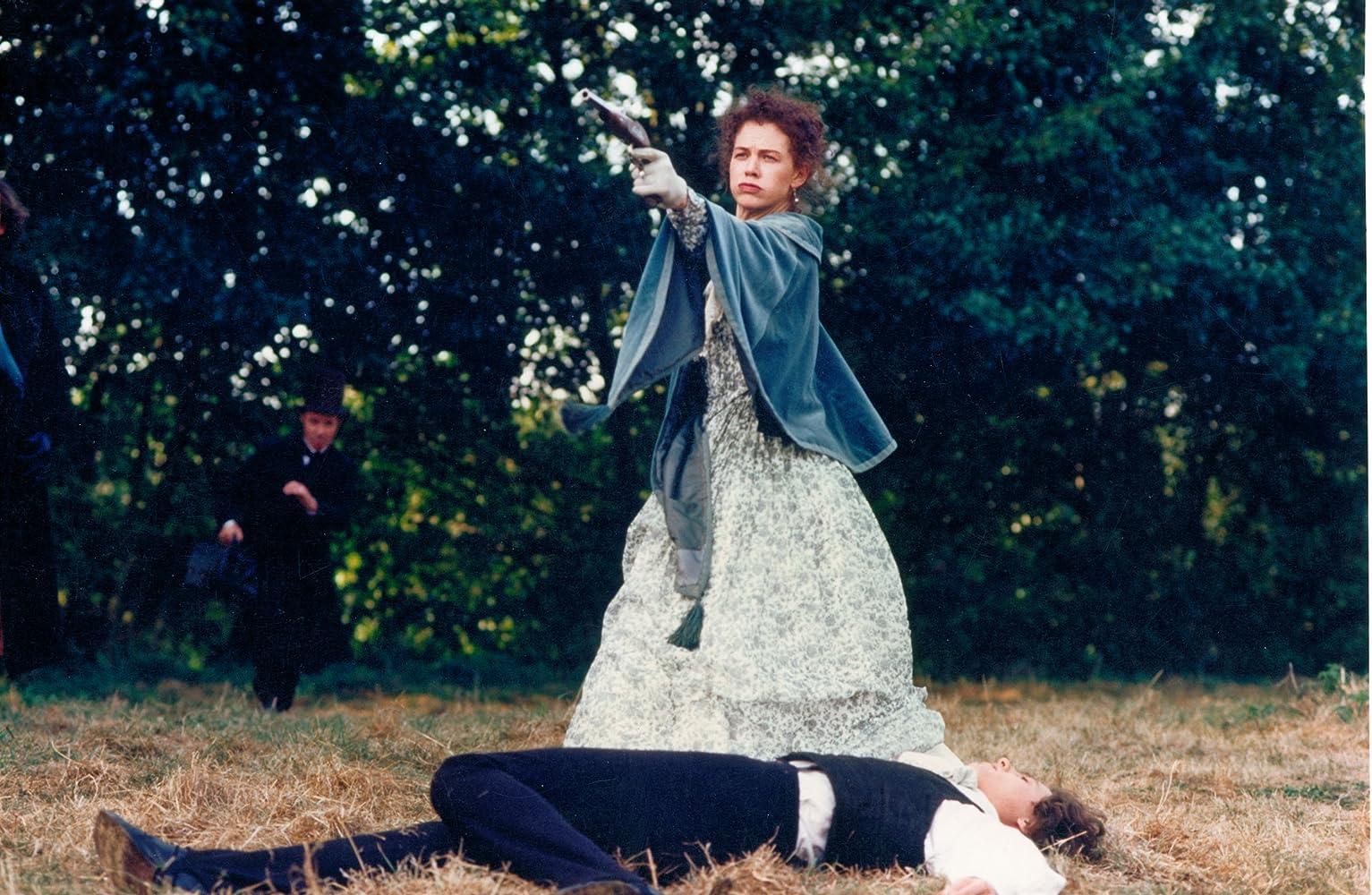 Judy Davis in Impromptu 1991