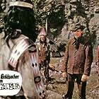 Horst Frank in Die Goldsucher von Arkansas (1964)