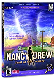 Nancy Drew: Trail of the Twister Poster