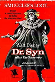 Dr. Syn, Alias the Scarecrow Poster