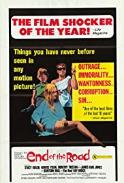 End of the Road(1970) Poster - Movie Forum, Cast, Reviews