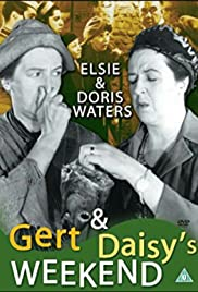 Gert and Daisy's Week-end Poster