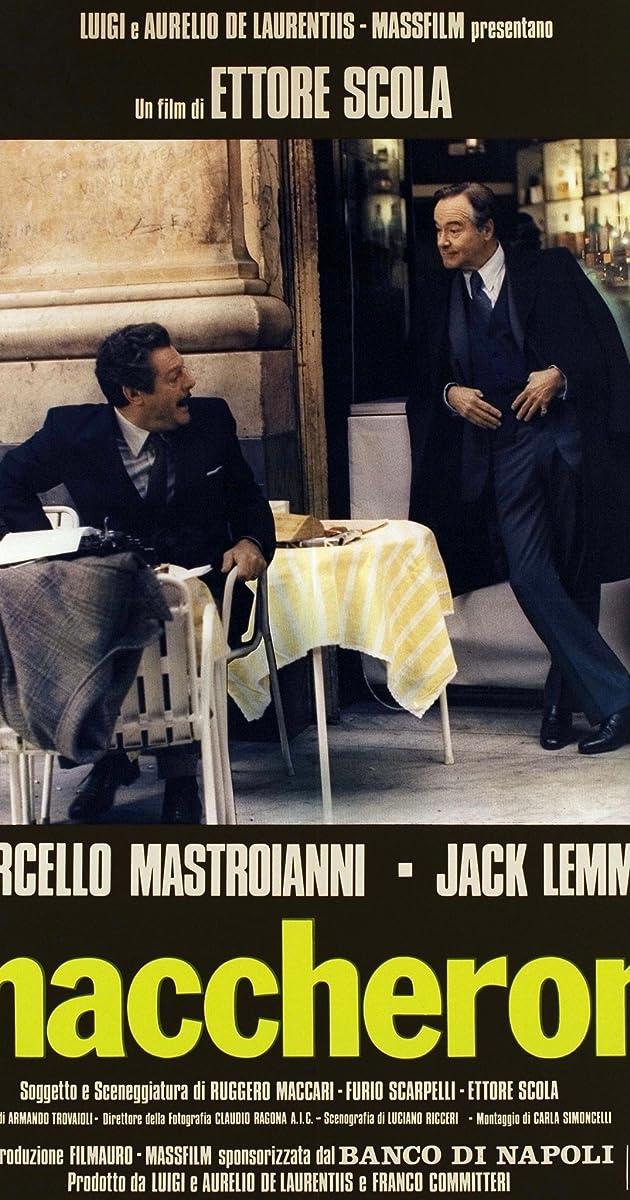 Maccheroni (1985) - IMDb