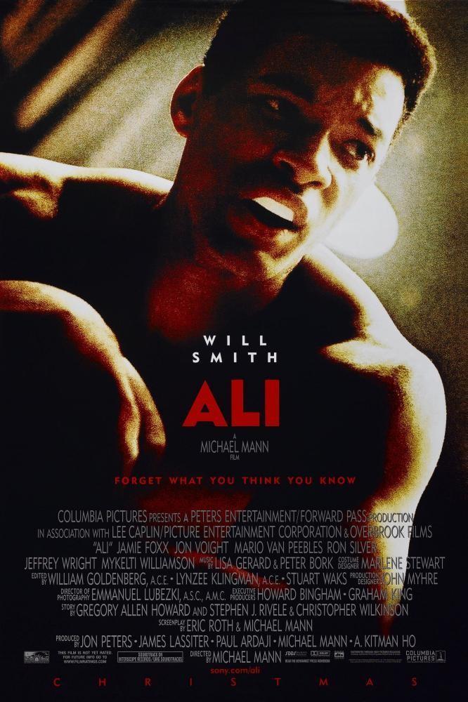 Ali (2001) BluRay 480p, 720p & 1080p